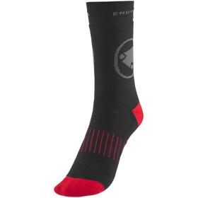 Endura Thermolite II Socken 2 Pack Schwarz